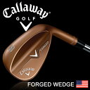*キャロウェイ フォージドウェッジ カッパーメッキダイナミックゴールドS300Callaway FORGED WEDGE『USモデル』