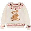 ショッピングダッフィー ダッフィー セーター Sサイズ ウィンター ホリデー ダッフィー の クリスマス 2019 ウインター ホリデー ダッフィー & フレンズ