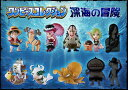 Adventure candy toy BOX of the one piece collection deep sea