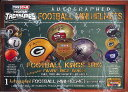 2012 HIDDEN TREASURES AUTOGRAPHED FOOTBALL MINI HELMETS
