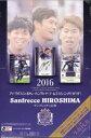 2016 Jリーグ カード チームエディション・メモラビリア サンフレッチェ広島 BOX(送料無料)