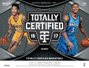 NBA 2016/2017 TOTALLY CERTIFIED BASKETBALL BOX