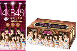 AKB48 official TREASURE CARD Series2 BOX