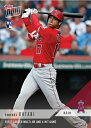 2018 TOPPS NOW 553 大谷翔平 1st CAREER MULTI-HR AND 4-HIT GAME