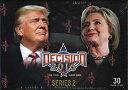 2016 LEAF DECISION POLITICAL TRADING CARD SERIES2