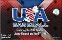 2008 USA BASEBALL NATIONAL TEAMS BOX SET