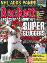 BECKETT SPORTS CARD MONTHLY MAY 2010