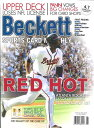 BECKETT SPORTS CARD MONTHLY JUNE 2010