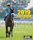 2019日刊競馬カレンダー(壁掛けタイプ...
