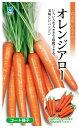 丸種 オレンジアロー人参 コート種子 約340粒(にんじん・ニンジン) 【郵送対応】