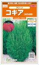 サカタのタネ コキア(ほうき草)グリーン 0.5ml【郵送対応】