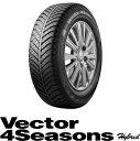 グッドイヤー 175/65R15 Vector 4Seasons Hybrid  オールシーズンタイヤ