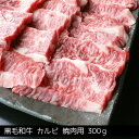 【冷凍便】霜降りカルビ焼肉!