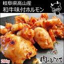 (冷凍)色々なホルモン!【岐阜県高山産】和牛味付ホルモン20...