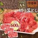 牛肉 切り落とし すき焼き A5 600g 常陸牛 グルメ 和牛 焼肉 送料無料 高級 国産