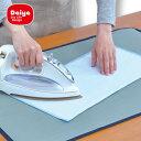 【店内全品クーポン】セラミックス アイロンマット テーブルの上でアイロンがけ たためて収納できる p01 i26