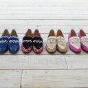 フェイクファー × ビジュローファー ninamew ニーナミュウ SALE セール レディース ファッション 流行り 直営 通販 オシャレ 大人可愛…