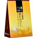 にんべん 【日本橋だし場】本枯鰹節 飲むおだし【かつお】6g×6袋 鰹節 本枯れ だし ティーバッグ