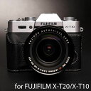TP Original/ティーピー オリジナル Leather Camera Body Case レザーカメラボディケース for FUJIFILM X-T20/X-T10 フジフイルム X-T2..