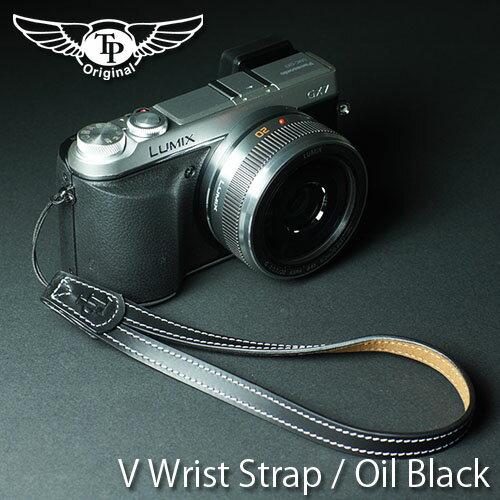 ティーピー オリジナル Leather Camera Wrist Strap