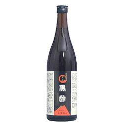 ケイセイ 玄米 黒甕壺酢 (くろかめつぼす) 720ml