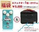 ディレイペダルが必ず入る!ナインボルト特製福袋 / ¥11,000相当のお品物が入っています 【エフェクター1個入り】【数量限定】【即納可能】【No.tik05...