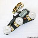 ObsidianWire Custom Blender for Strat 500k 0.022uF