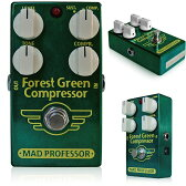 MAD PROFESSOR New Forest Green Compressor 【即納可能】【アフターSALE / 送料無料×オマケ付き!】