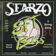 SFARZO SFT Screamer Bass 5530RW .045-.130 ベーシストのためだけに開発された新世代の高品質弦! 【即納可能】【ゆうパケット対応可能】