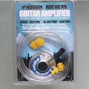 【予約受付中:6月22日発売予定】 Noggin Rockers Guitar Amplifier Silver /先取り【代引き不可】【ゆうパケット対応可能】