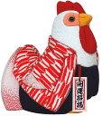 【木目込み人形】【干支】【酉】【木目込人形材料キット】【布裂地・型紙付】ロマン