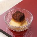 和三盆ぷりん 3個入り カラメル風味の善哉となめらかぷりんの二層だて 優しい甘み