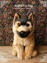 【シェパード 座り ver.】リアルで可愛い犬のぬいぐるみ【N-MM-D】【犬のぬいぐるみ】