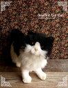 猫 ぬいぐるみ リアル HANSA【ペルシャ猫(バイカラー)のぬいぐるみ】【N-CN-C】【猫のぬい
