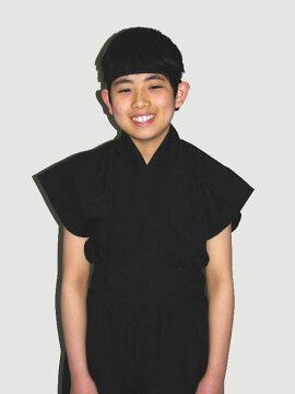 子ども夏用忍者衣装(4点セット)2