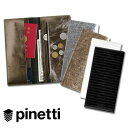 [PINETTI]  MIAMI travel ticket holder (passport case) [easy  _ packing choice] [easy  _ Messe input] [RCP]