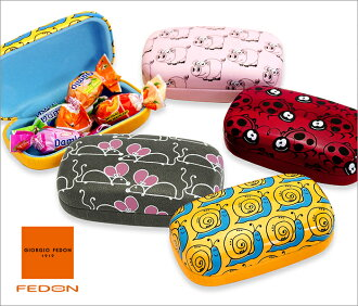 ジョルジオフェドン MIGNON accessory case animal series 02P13sep13