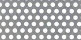 SUS304ステンレス パンチングメタル φ:3.0mm|板厚:3.0mm|幅:1000mm長さ:2000mm