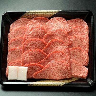 黒毛和牛 前沢牛 霜降り焼肉用 500g