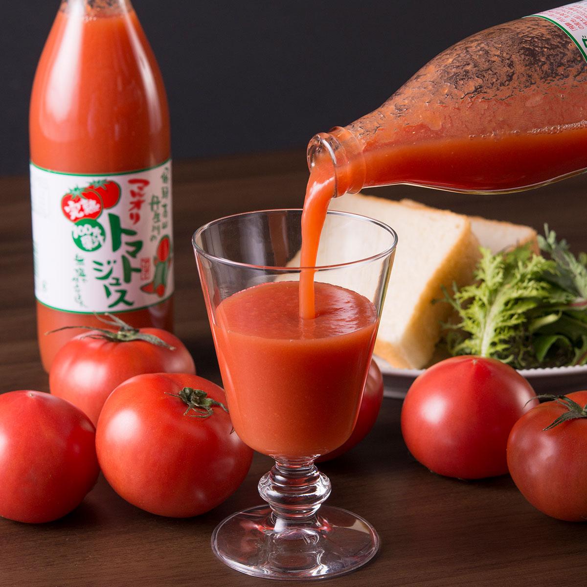 送料無料完熟桃太郎トマトジュース12本入りセット食塩無添加果汁100%国産飛騨高山無塩トマトジュース
