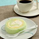 送料無料 ケーキ お取り寄せスイーツ sweets ロールケーキ メロン 4個