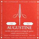 クラシックギター 弦 セット オーガスチン レッド 赤  【送料無料・メール便】 AUGUSTINE RED/ポイント消化