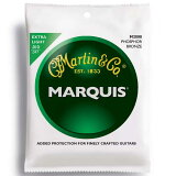 【送料無料・メール便】 Martin(マーチン) M2000 アコースティックギター弦 フォスファー・ブロンズ弦 EXTRA LIGHT/ポイント消化