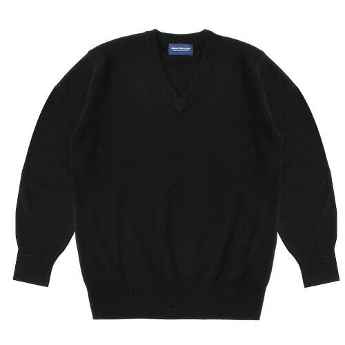セーター アクリルウール (ブラック・ポイント無...の商品画像