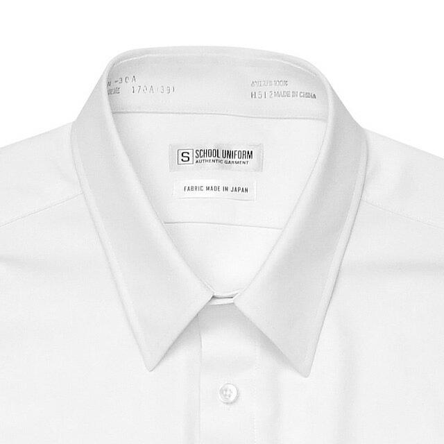 高機能・多機能スクールシャツ【アイロン/ストレ...の紹介画像2
