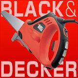 【送料無料】【あす楽】ブラック・アンド・デッカー 電動式 ノコギリ(のこぎり)/ジグソー KS900G 【BLACK&DECKER】(電動のこぎり 電気のこぎり 電動ノコギリ ブラック・アンド・デッカー ブラックアンドデッカー) DIY