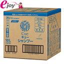花王 Cue(キュー) シャンプー 10L バッグインボックスタイプ 10L (シャンプー まとめ買い 業務用 セット 10リットル)