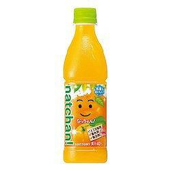 サントリー なっちゃん オレンジ 425mペットボトル