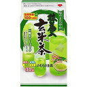 ショッピング国産 のむらの茶園 緑のまろやか抹茶入玄米茶 三角ティーパック