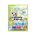 ショッピング猫砂 デオトイレふんわり香る消臭・抗菌サンドG3.8L